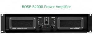 BOSE B2000 Power Amplifier